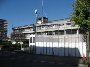 青梅市役所