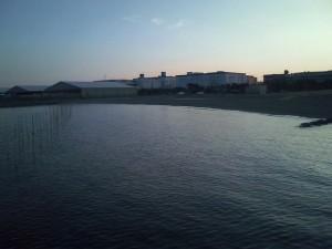 東公園砂浜画像2