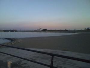 川崎市唯一の砂浜