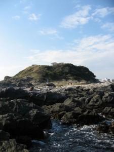 城ヶ島の磯画像