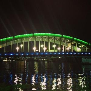 隅田川勝鬨橋