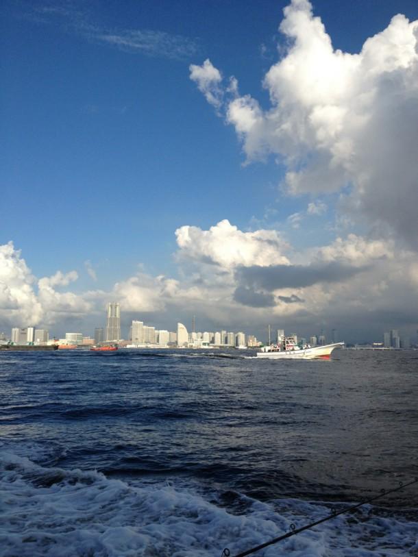船釣りイメージ