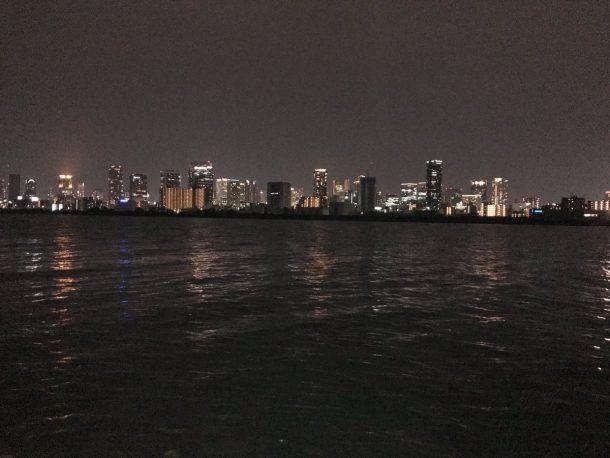 淀川の釣り場