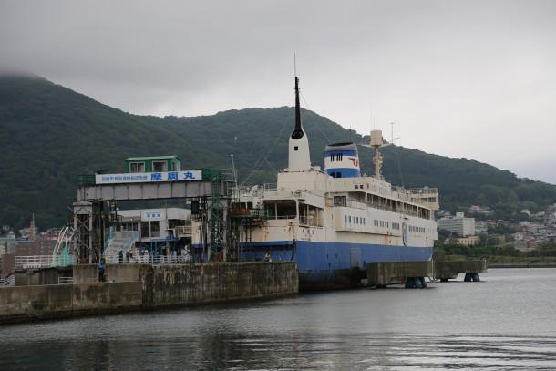 函館の港で釣りしてみたら天国だった件