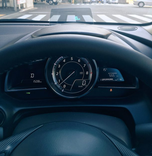 運転席画像
