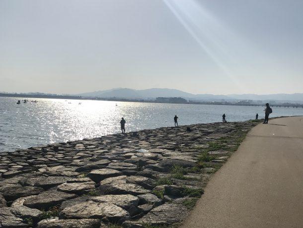 琵琶湖画像