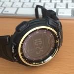 釣りで使いたい腕時計