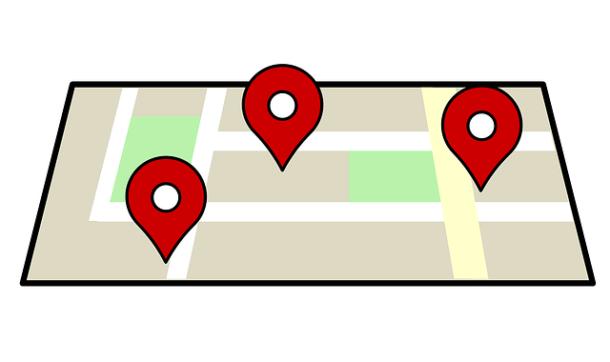 GPSのズレが辛い