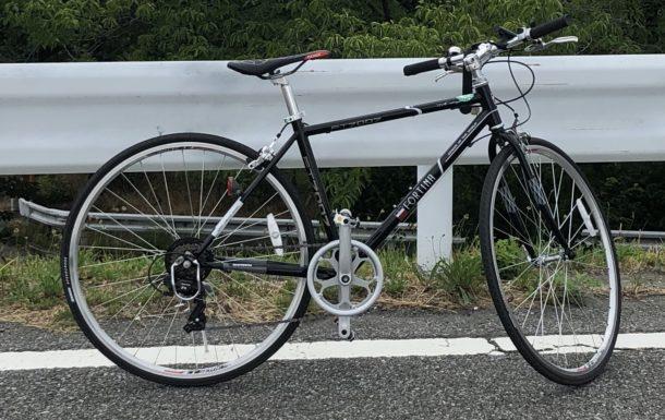 激安のクロスバイク「FORTINA」購入!乗ってみた感想